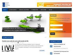 Nueva web asociaciones.org