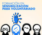 Formación en sensibilización para voluntariado